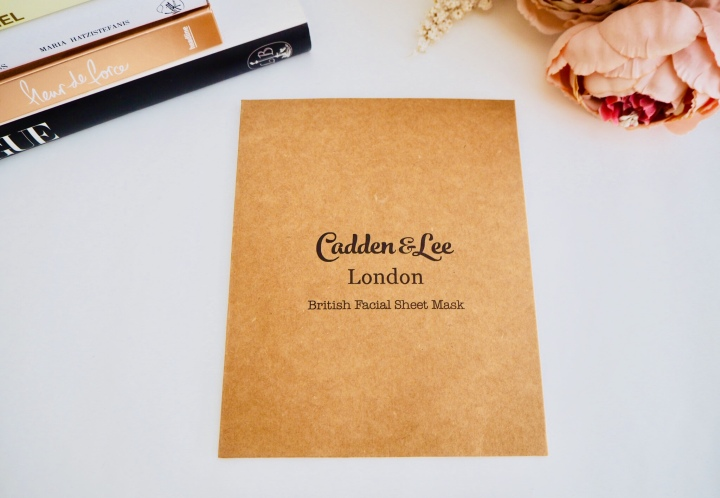 Cadden & Lee Sheet Masks