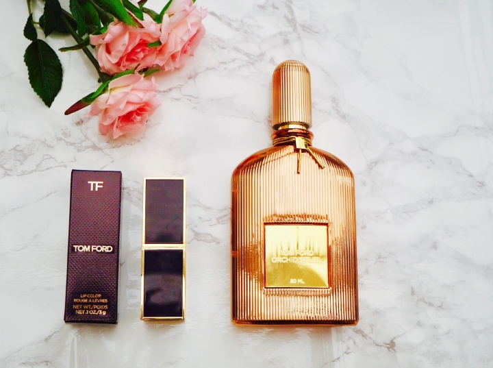 Trying Tom Ford