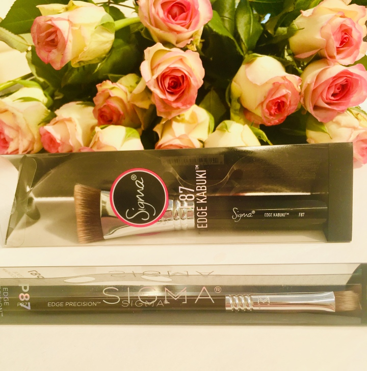 Sigma Make-up Brushes